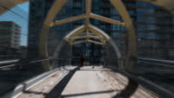 istock Hyperlapse of Cityplace as seen from the Railway Bridge 1189281225