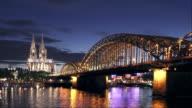 istock Hyperlapse of Cologne (Köln) Germany 1163852334