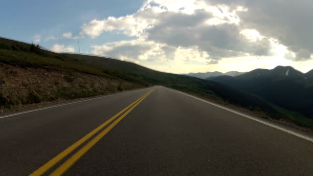 Hyperlapse of Trail Ridge Road video