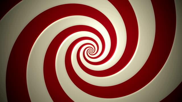 Hypnotic Spiral - Loop video