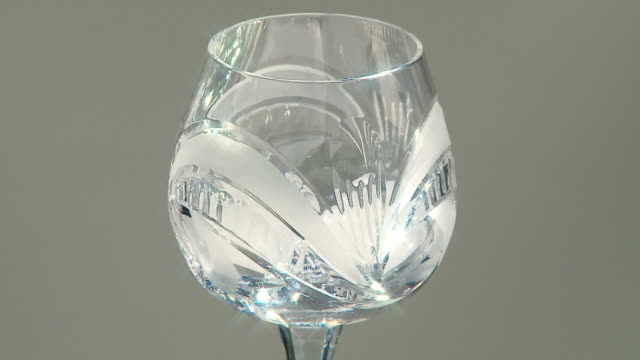 Ice And Whiskey Into Glass Full HD 24fps video