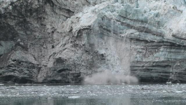 Ice Calving video