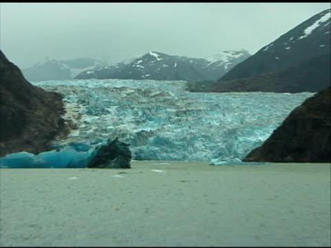 Ice Glacier; Push
