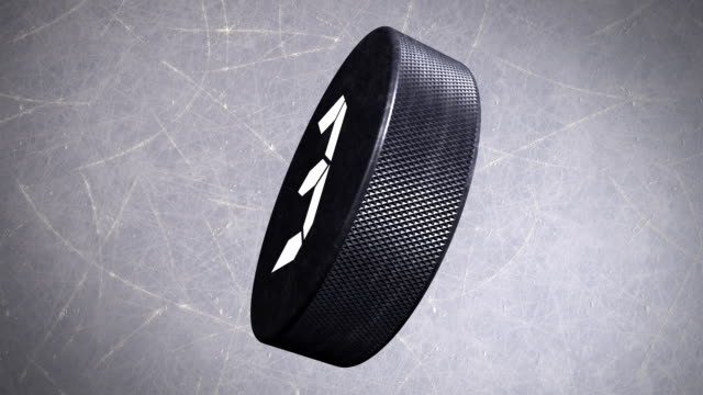 ice hockey puck countdown - hockey stock-videos und b-roll-filmmaterial