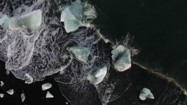 айсберги - ледник стоковые видео и кадры b-roll