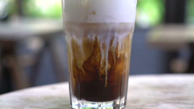 Iced cappuchino – Video