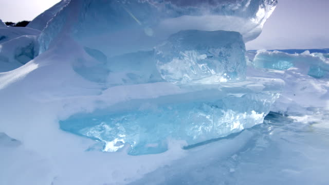 Icescape video