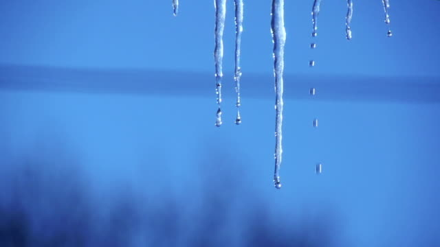 Icicle video