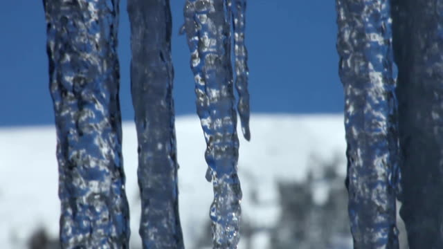 Icicles video