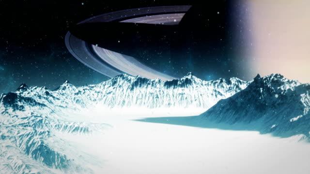 Icy Moon - Saturn video