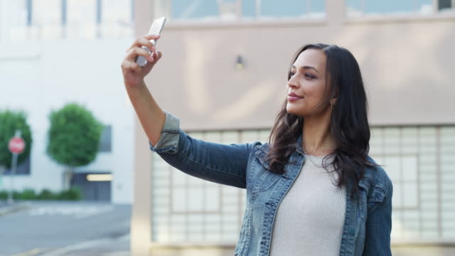 If ever you get the opportunity to take a selfie, take it video