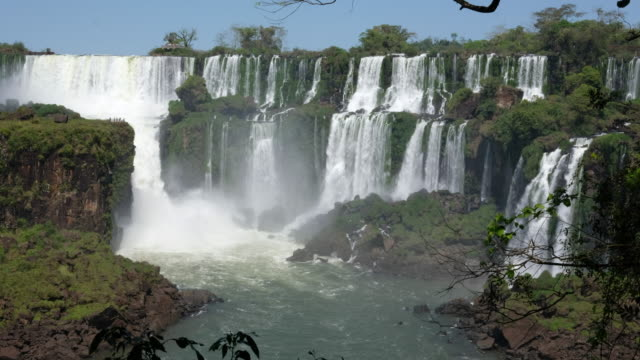 Iguazu Waterfalls Garganta del Diablo video