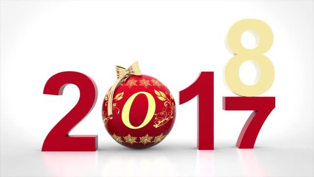 Imagen - Video. Capodanno 2018 decorazione Natale - vídeo