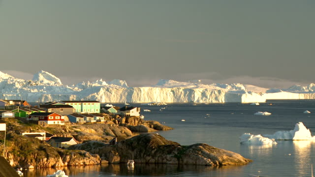 Ilulissat Timelapse Part 1 video