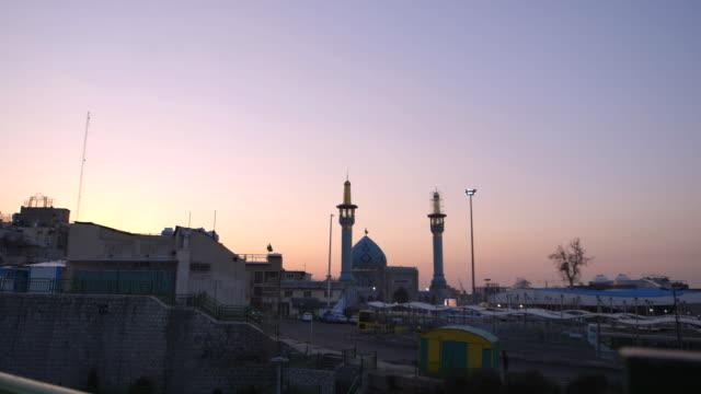 Imamzadeh Saleh, a mosque in Teheran video
