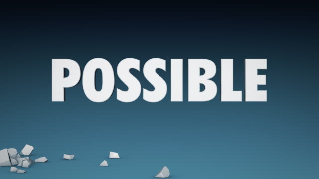 impossible and possible concept