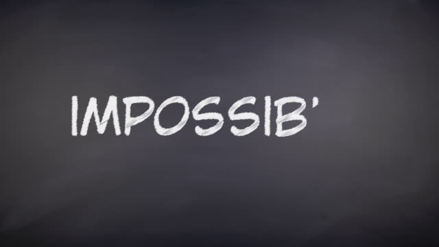 Impossible turned to possible on board