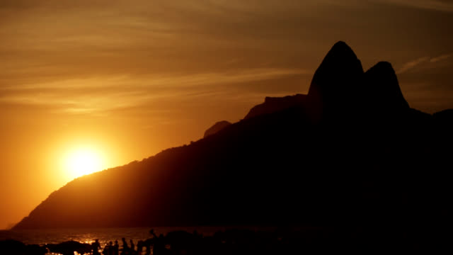 SUNRISE in RIO Timelapse video