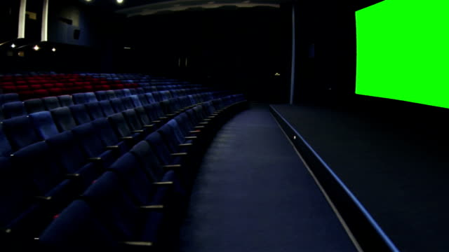 In the cinema video