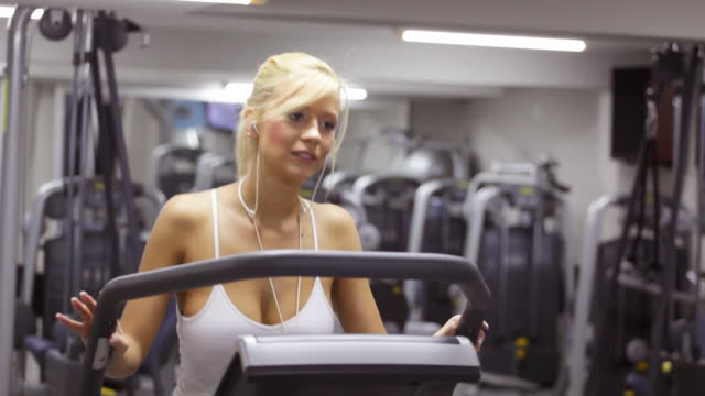 HD: In the gym video