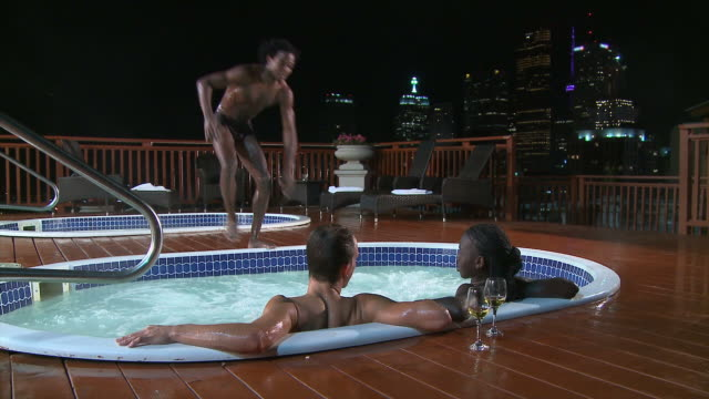 HD: In The Jacuzzi video