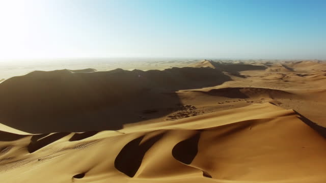 In the world of shifting sands video
