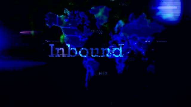 Inbound Marketing Inbound Marketing digital marketing stock videos & royalty-free footage