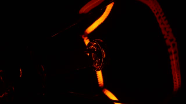 Incandescent Light Bulb Tungsten. video