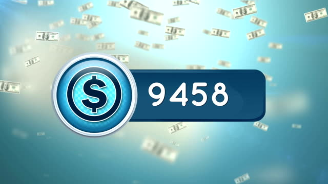 Increasing dollar amount