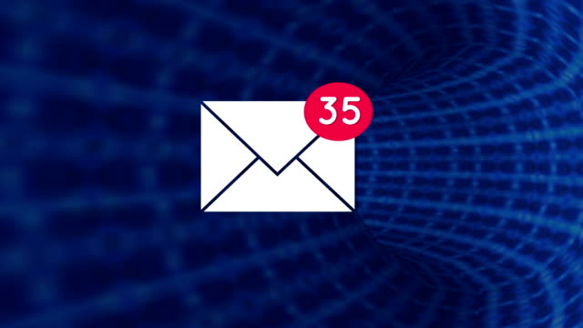 Increasing number of emails