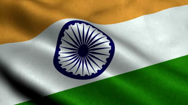 India Flag video