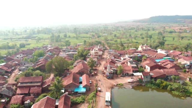 hindistan köyü - hindistan stok videoları ve detay görüntü çekimi