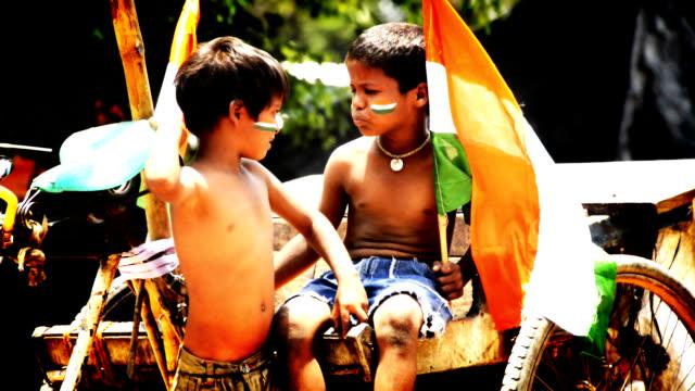 Indian Kids video