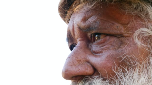 Indian Man in Jaipur, India video