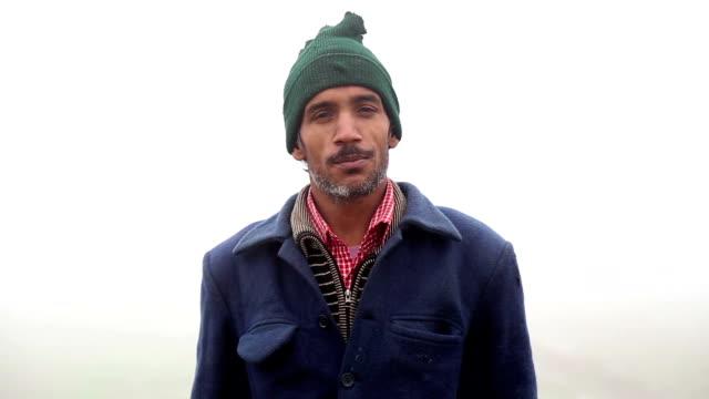 Indian Men Giving Interview video