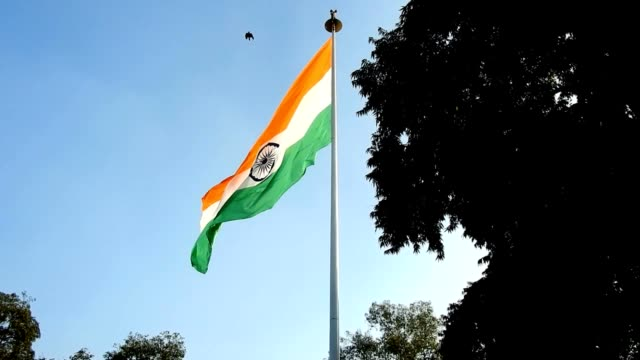 Indian National Flag video