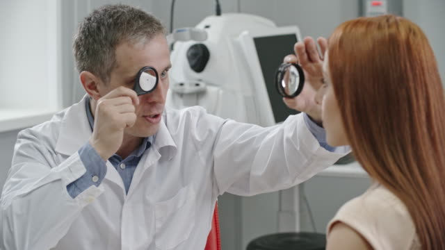 Indirect Ophthalmoscopy Procedure video