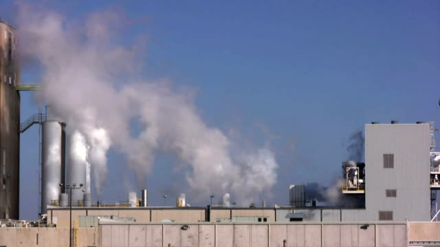 Industrial Building video