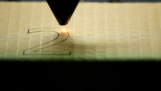 Industrial Laser cutting 2013 video