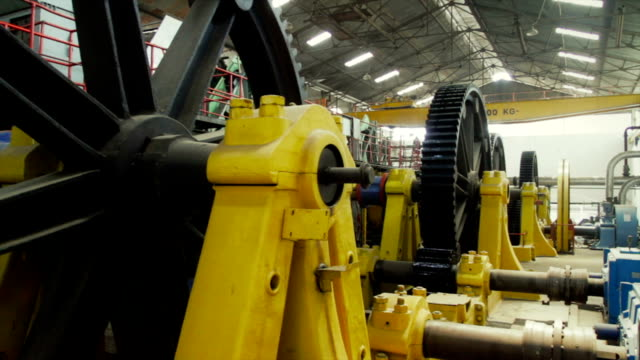 Industrial Machine video