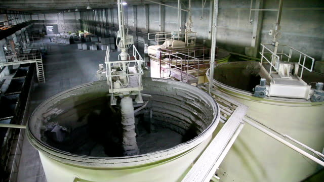 industrial mixer for concrete production video