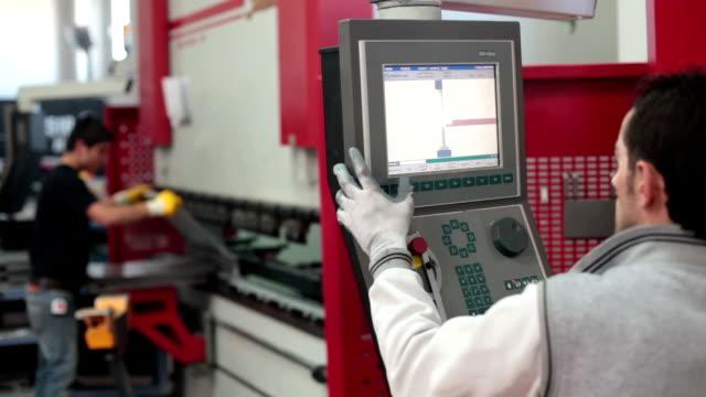 Industrial operator video