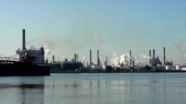 Industrial Pollution (HD,NTSC) video