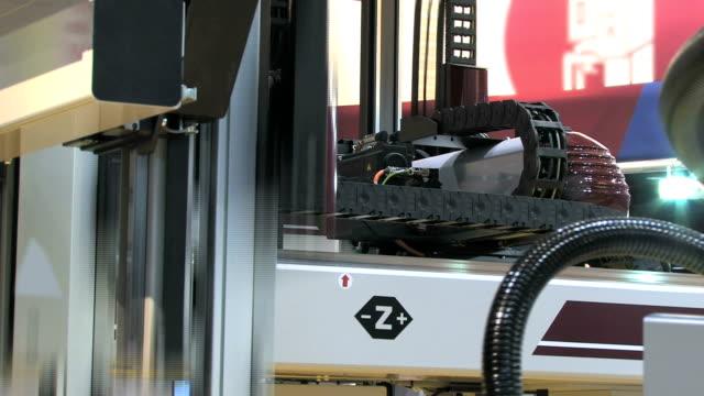 Industrial Robotics 4 video