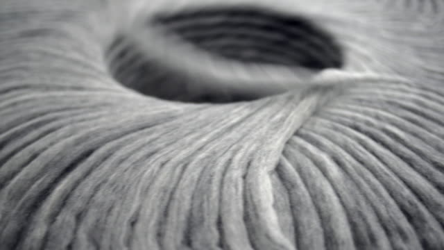 Industrial textile factory - spinning