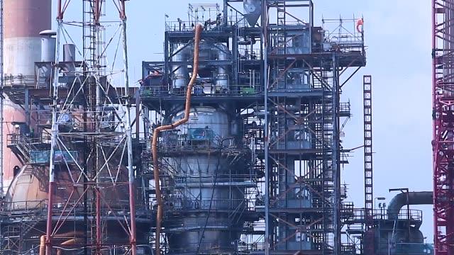industries - lega metallica video stock e b–roll