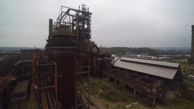industry abandoned building grunge