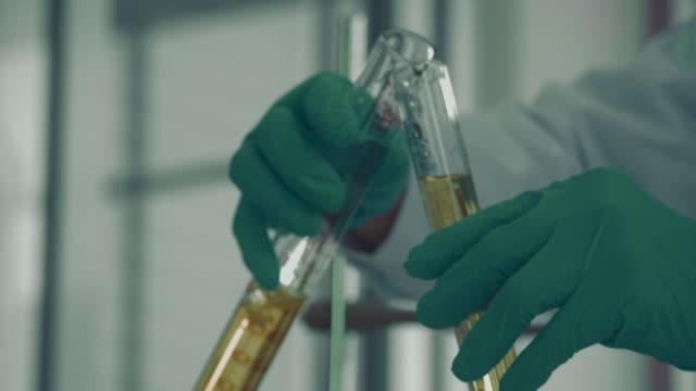 industry energy lab - algen stock-videos und b-roll-filmmaterial