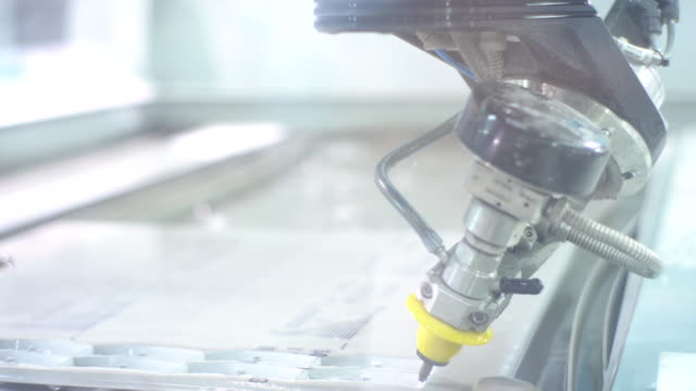 Industry robots Industry robots robot arm stock videos & royalty-free footage