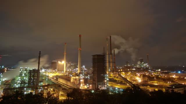 (time lapse) industry - metallindustri bildbanksvideor och videomaterial från bakom kulisserna